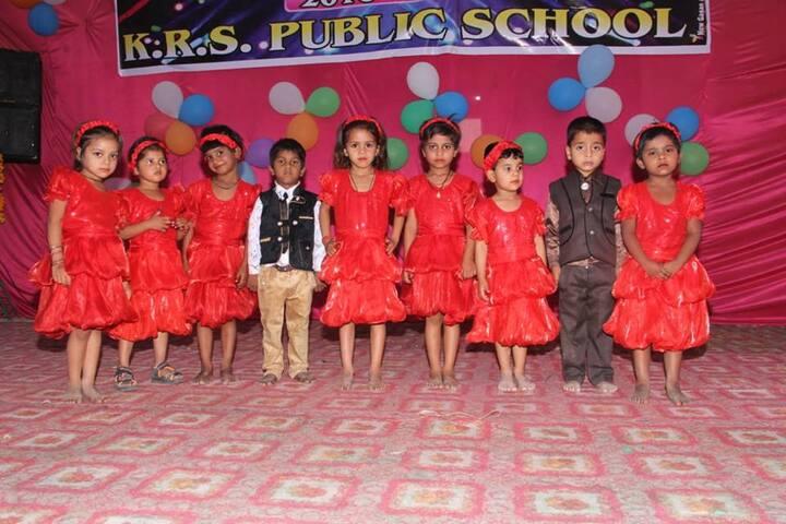 K R S D Public School-Annual day