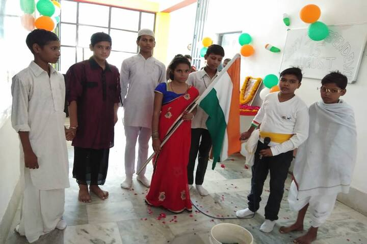 K R S D Public School-Independence Day