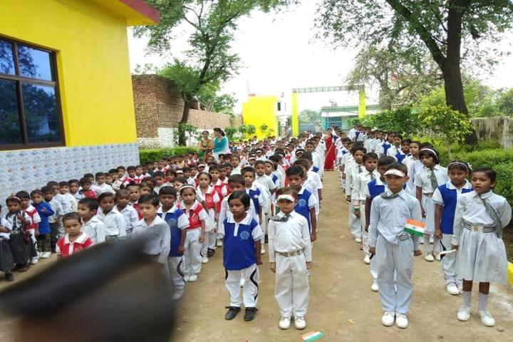K R S D Public School-Assembly View