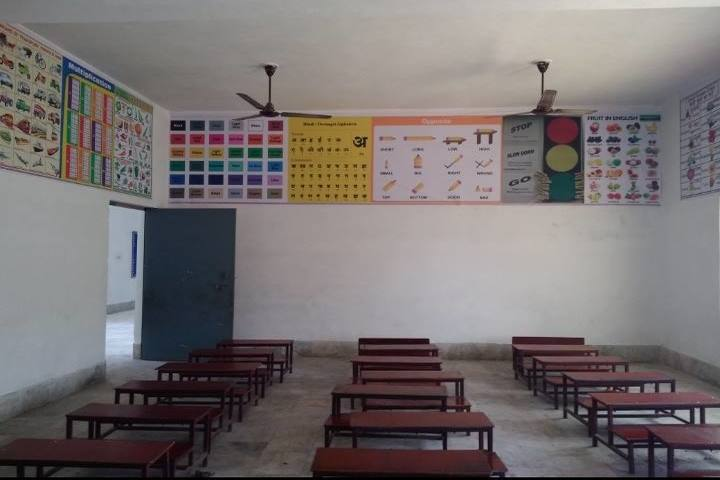 K R S D Public School-Classroom View