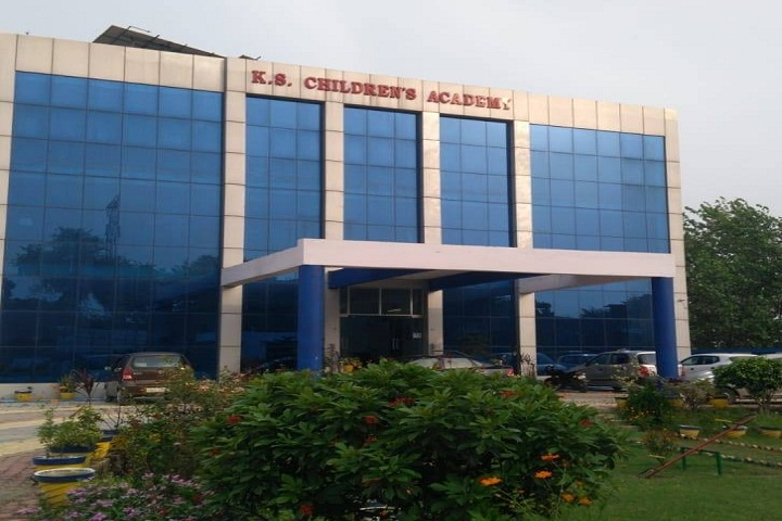 K S Childrens Academy-Campus Front View
