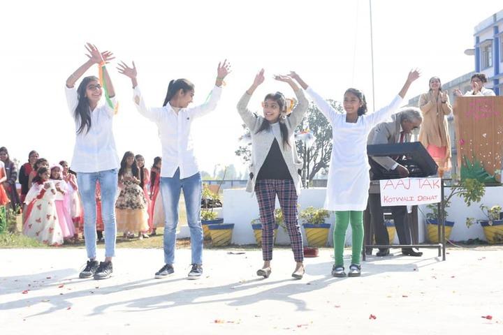 K.S. Childrens Academy-Dance
