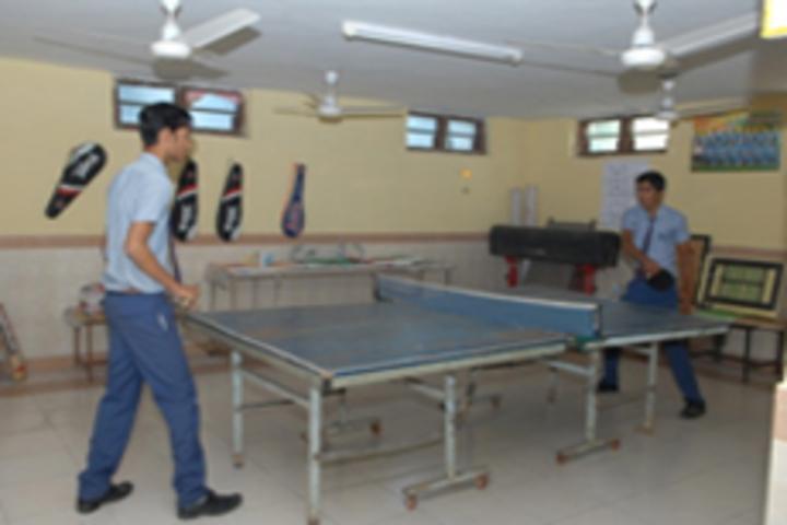 Kalka Public School-Indoor Games