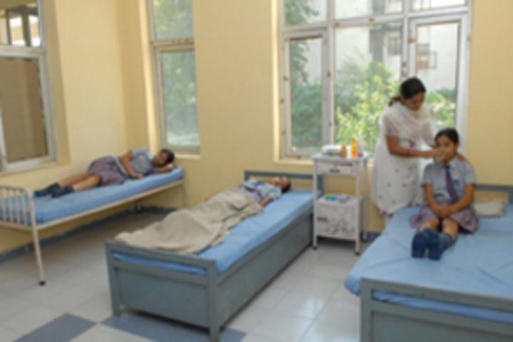 Kalka Public School-Medical Facilities View