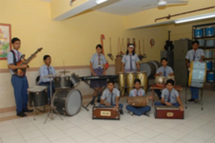 Kalka Public School-Music-Lab