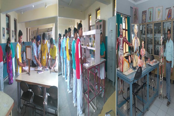 Kalka Public School-Physics Lab View