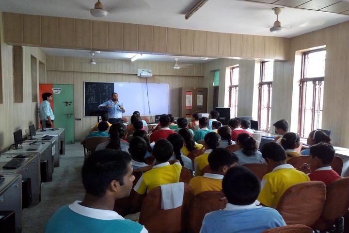 Kalka Public School-Vedic Maths Workshop