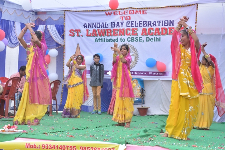 St Lawrence Academy-Annual Day