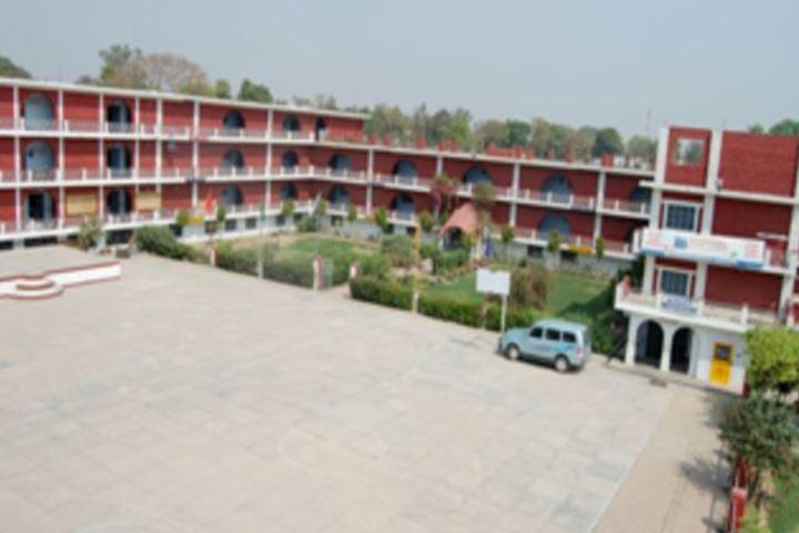 Kamla Nehru Bal Shiksha Sansthan-Campus View