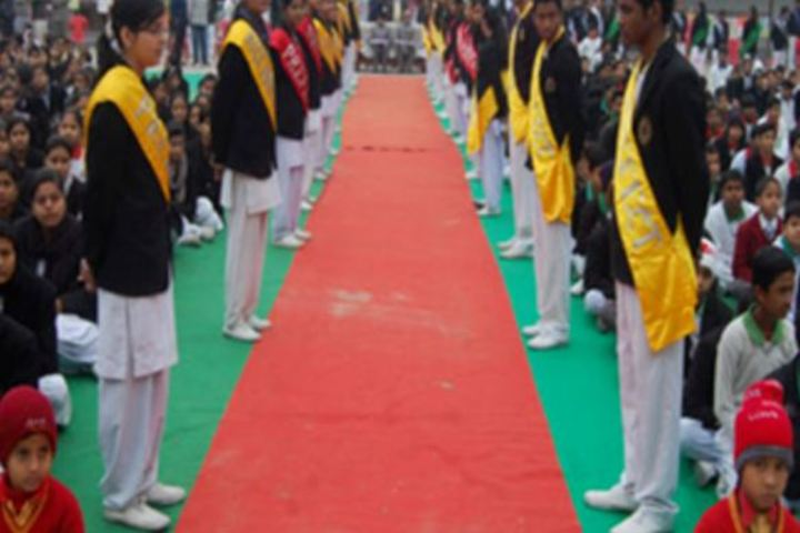 Kamla Nehru Bal Shiksha Sansthan-Council Memberss