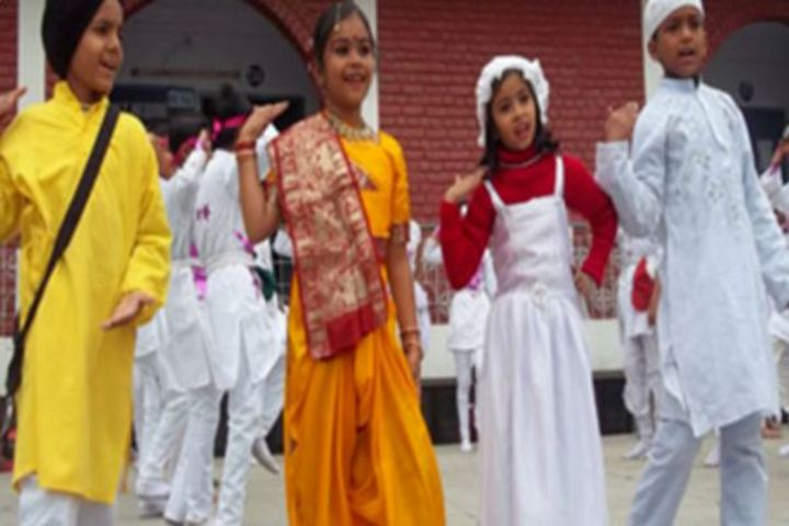 Kamla Nehru Bal Shiksha Sansthan-Fancy Dress