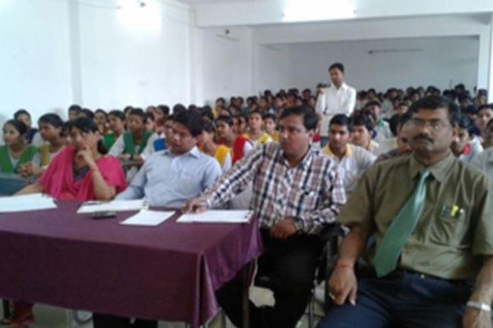 Kamla Nehru Bal Shiksha Sansthan-Seminar Presentation