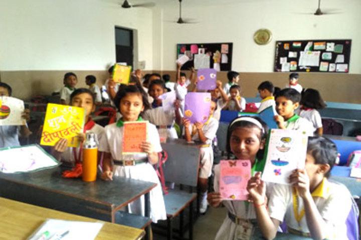 Kamla Nehru Institute Of Child Education-Art and Craft