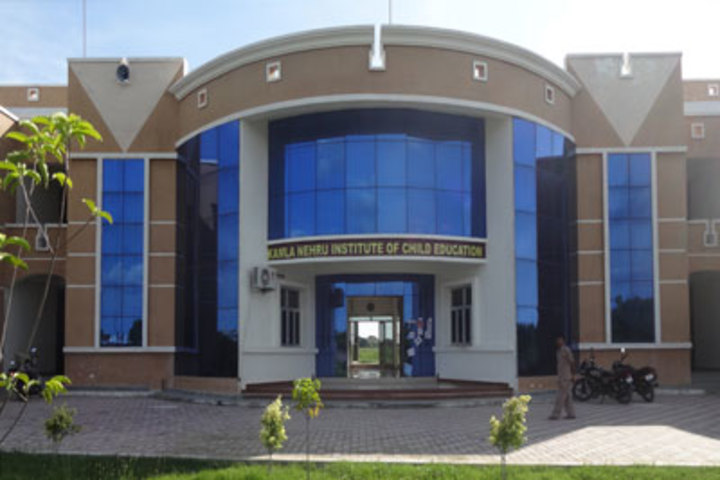 Kamla Nehru Institute Of Child Education-Campus View