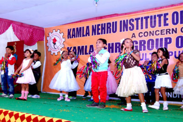 Kamla Nehru Institute Of Child Education-Dance