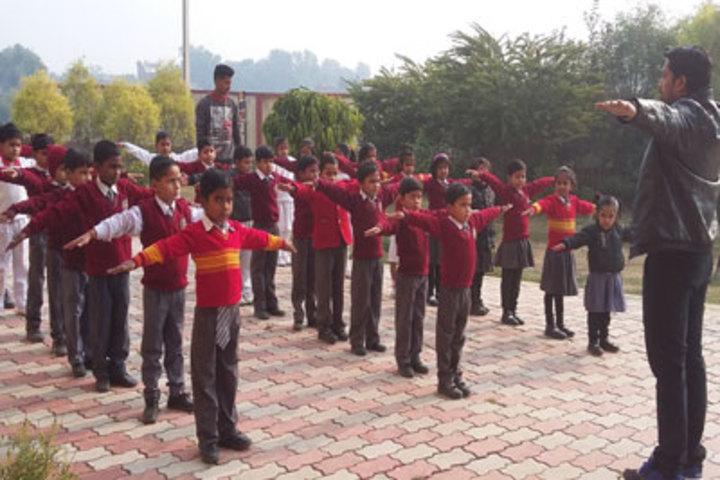 Kamla Nehru Institute Of Child Education-Excercise