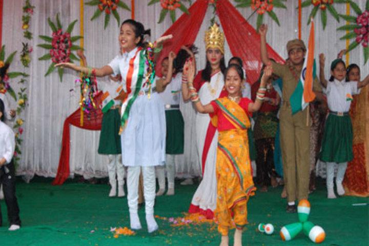 Kamla Nehru Institute Of Child Education-Republic Day Celebration