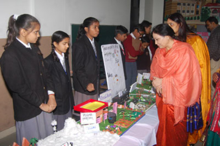 Kamla Nehru Institute Of Child Education-Science Exhibition