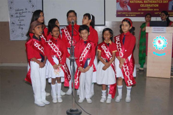 Kamla Nehru Institute Of Child Education-Singing
