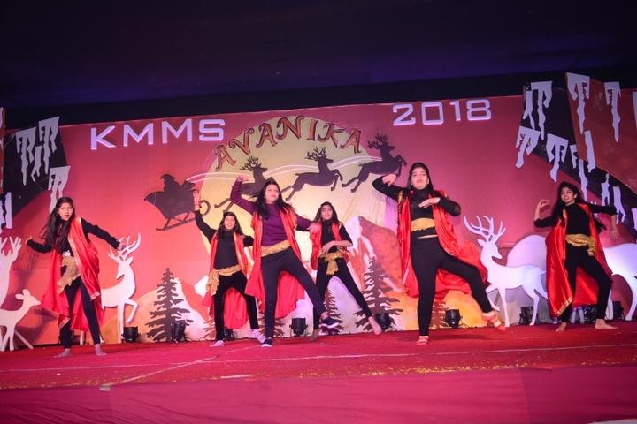 Kanha Makhan Millennium School-Dance