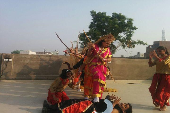 Kanha Makhan Millennium School-Drama