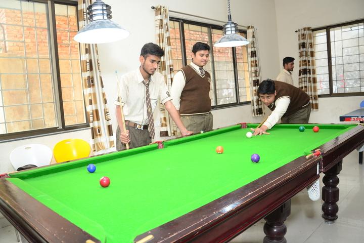 Kanha Makhan Millennium School-Indoor Games View