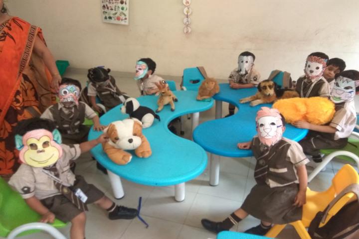 Kanha Makhan Millennium School-Other Activities
