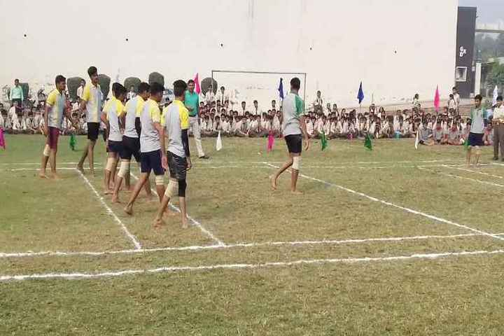 Kanha Makhan Millennium School-Sports