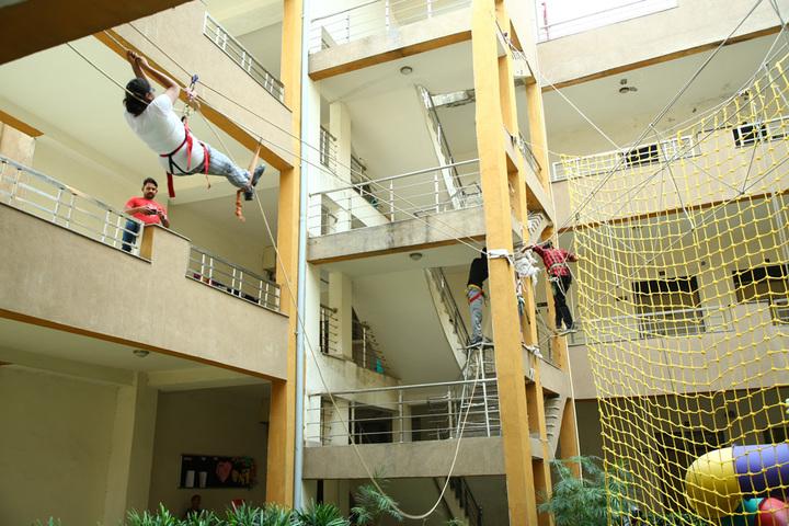 Kanha Makhan Millennium School-Summer Camp