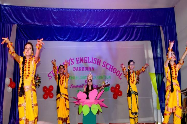 St Marys English School-Dance