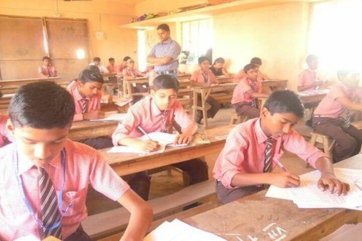 St Marys English School-Classroom