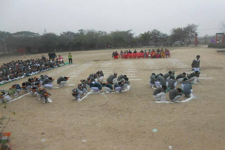 Kanpur Public School-Activity