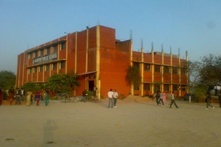 Kanpur Public School-Campus