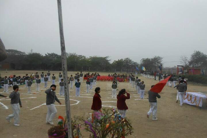 Kanpur Public School-Event