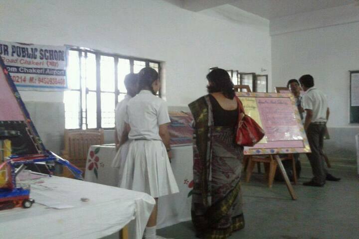 Kanpur Public School-Exhibition