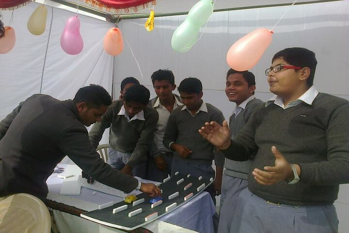 Kanpur Public School-Fun