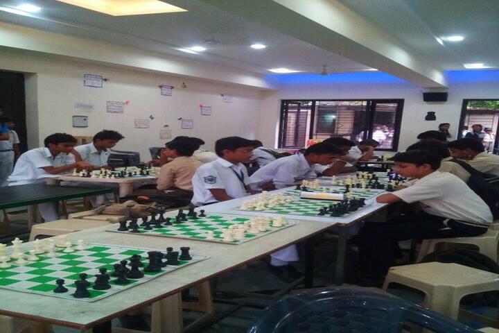 Kanpur Public School-Indoor Games