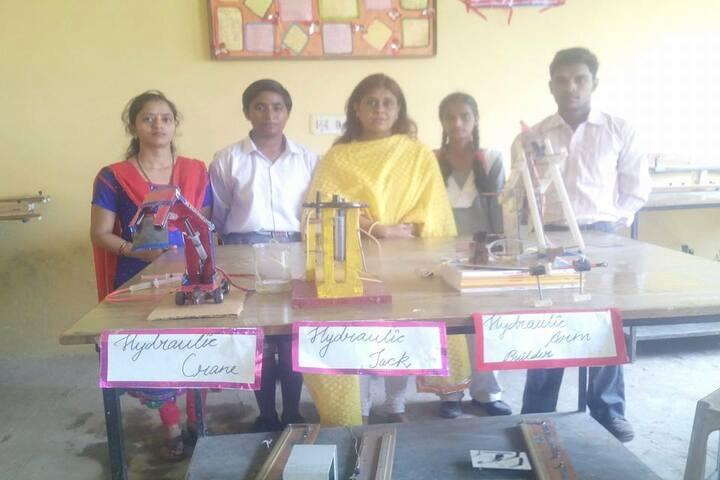 Kanpur Public School-Science Exhibition