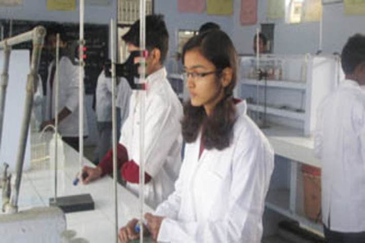 Kanyakubja Public School-Chemistry Lab