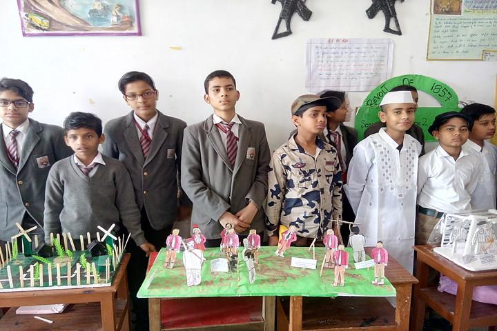 Kanyakubja Public School-SocialScience Lab