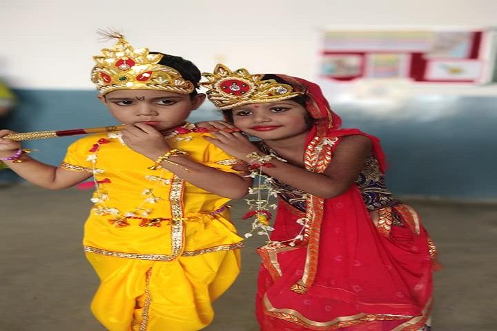 Kaptan Singh Memorial Education Institute-Janmastami