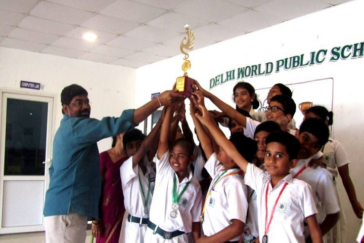 Delhi Public School - Award Receiving