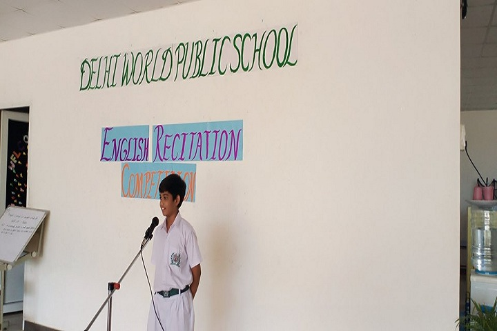 Delhi Public School - English Recitation