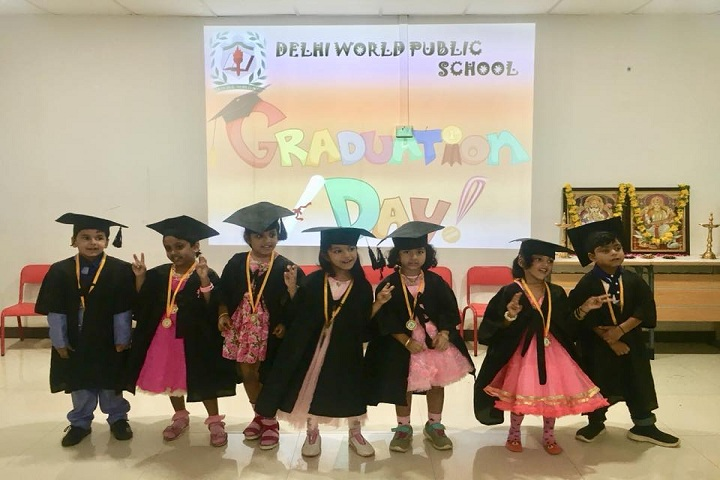 Delhi Public School - Graduation Day