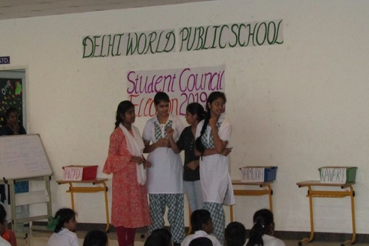 Delhi Public School - Students Election