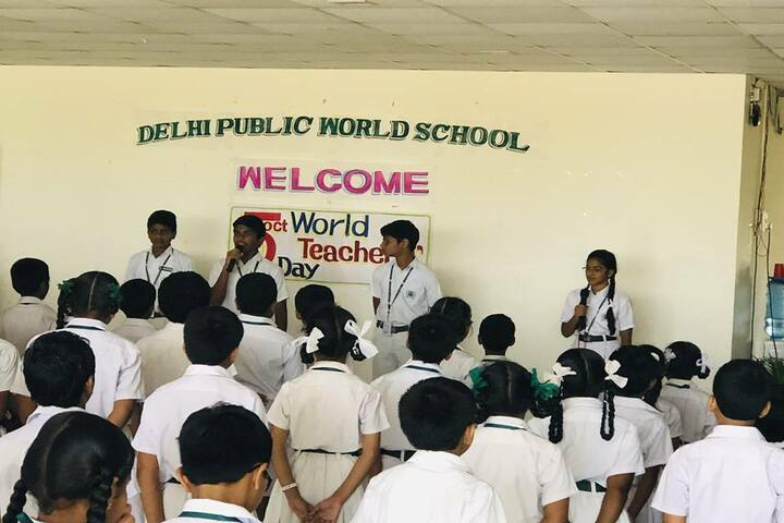 Delhi Public School - Teachers Day