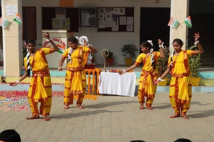 Kaushambi Public School-Dance