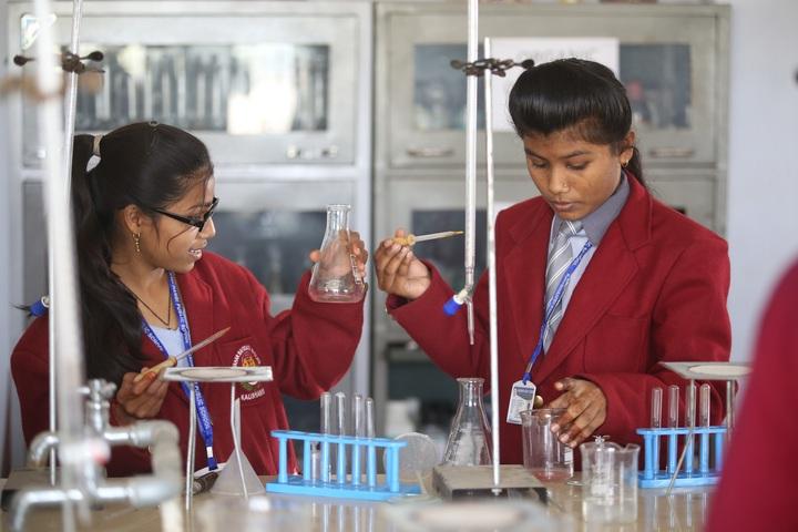 Kaushambi Public School-Lab