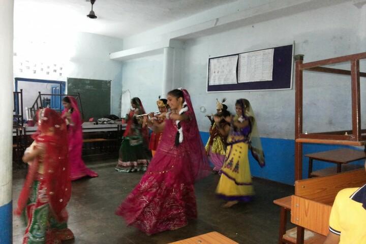 Kendriya Vidyalaya-Dance Competition