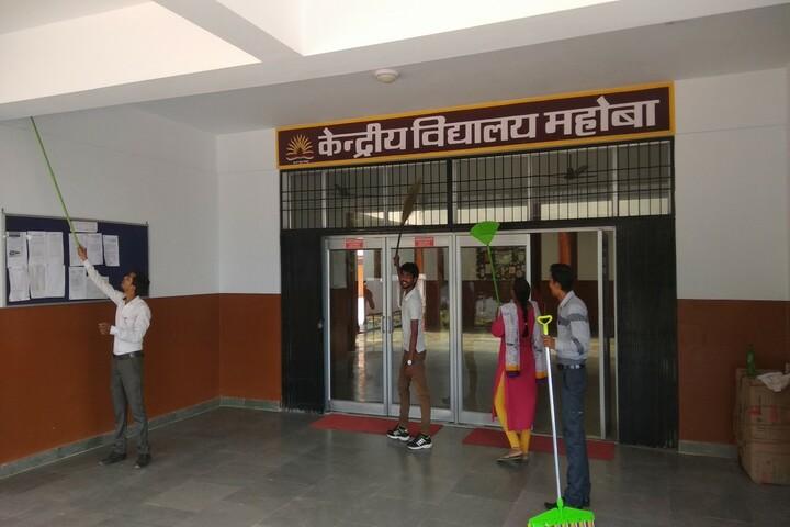 Kendriya Vidyalaya-Swachh Vidyalaya